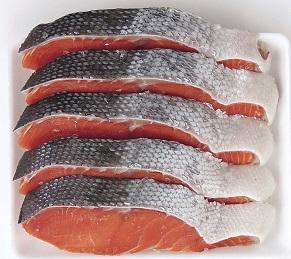 甘塩 紅鮭(5切)