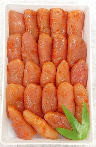 無着色からし明太子(切れ子)1kg
