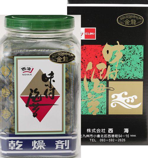 味付け海苔100束(金龍)